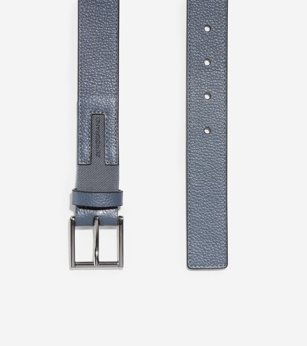 32mm ゼログランド レザー ベルト mens