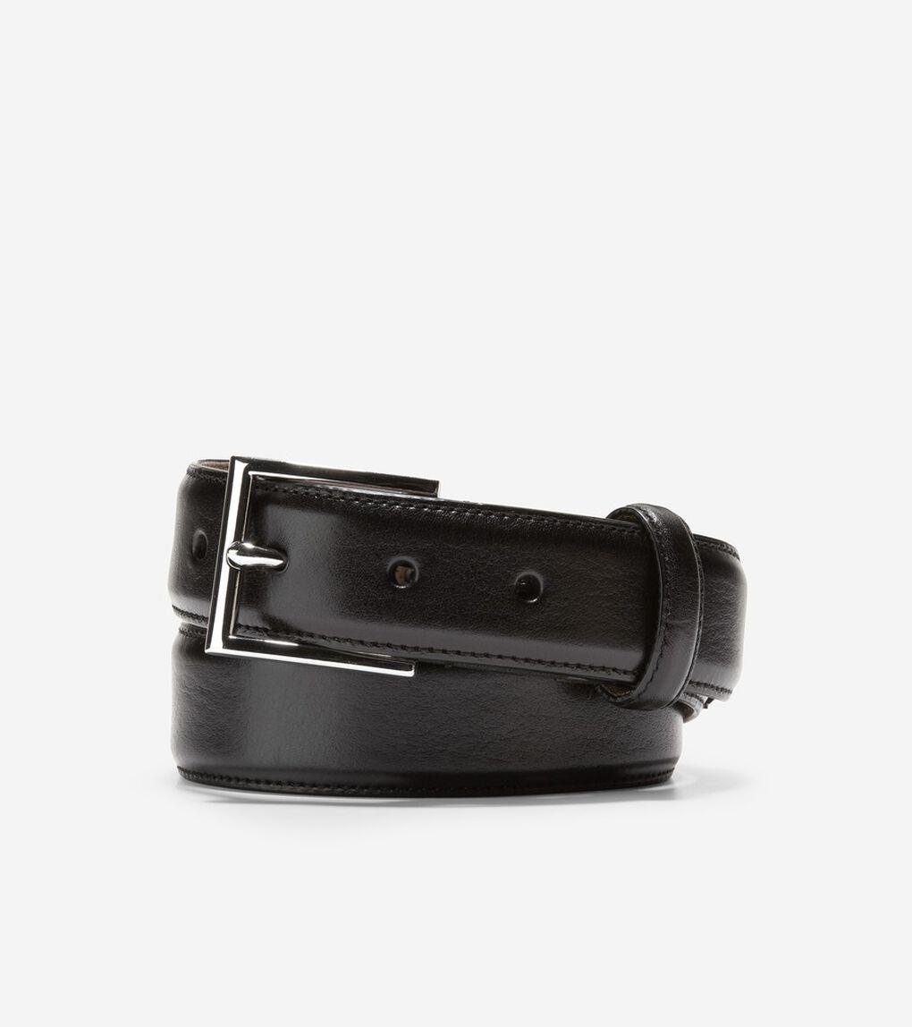 32mm グランド レザー ベルト mens