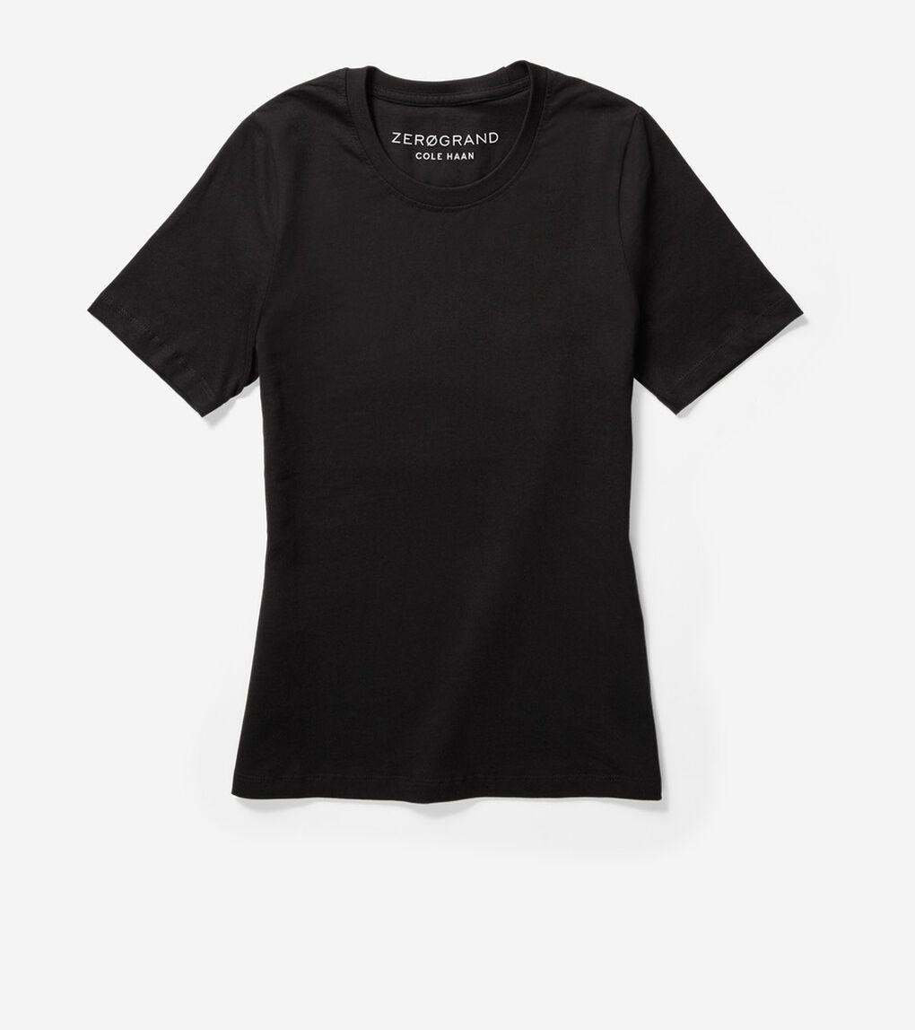 ゼログランド ウィメンズ エッセンシャル Tシャツ womens
