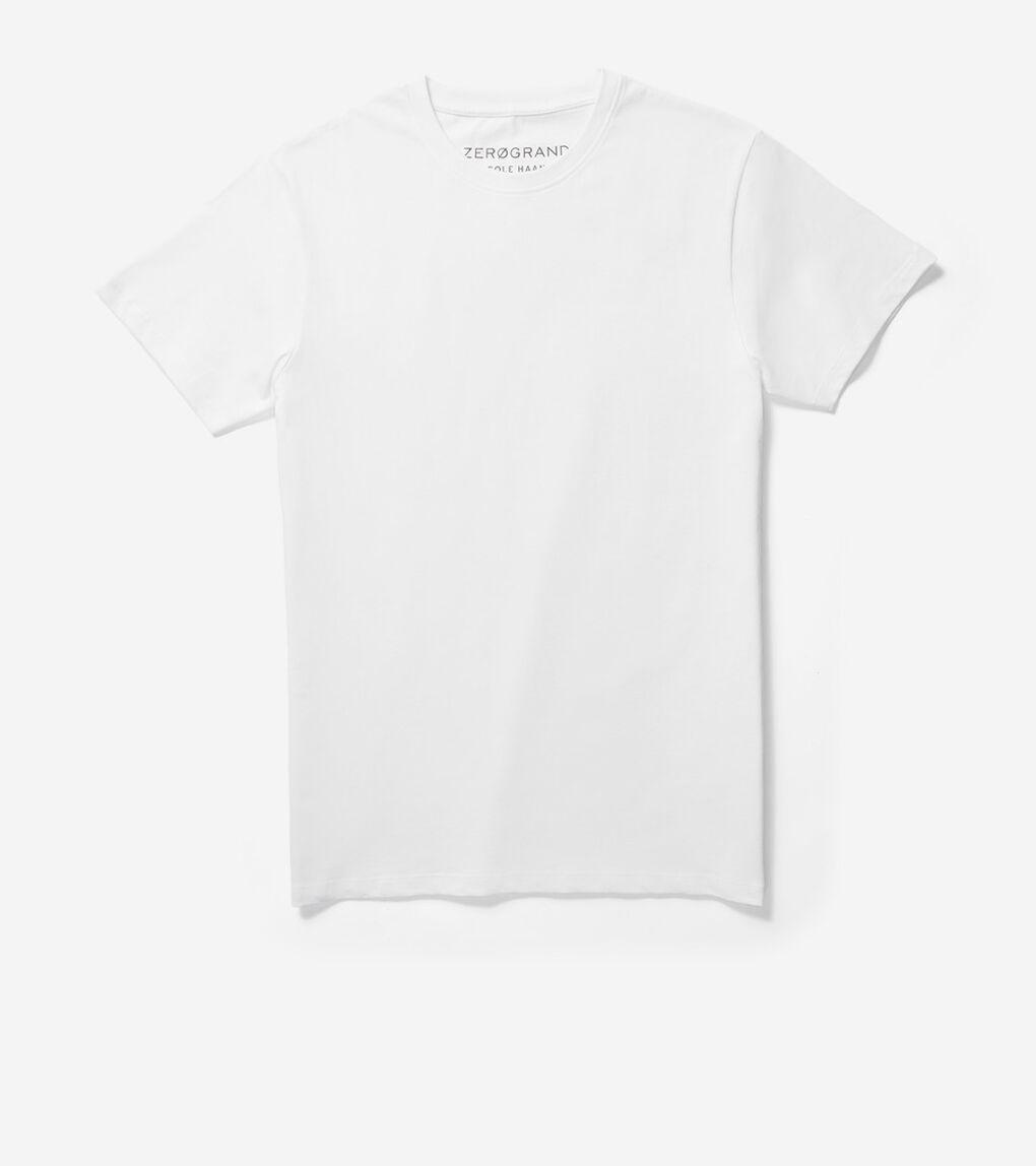 ゼログランド メンズ エッセンシャル Tシャツ mens