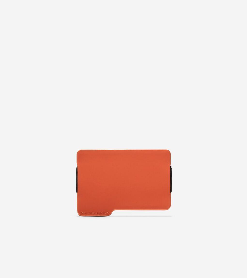 ゼログランド ラバーライズド カード ケース mens