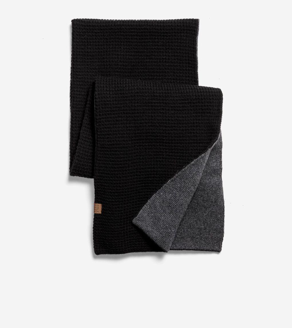 リバーシブル スカーフ mens